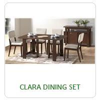 CLARA DINING SET